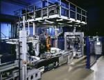 K3D HP - closing unit and transport robot
