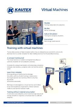 Virtual machines flyer